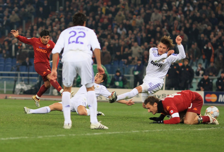 روما ريال مدريد