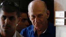 Israel ex-PM Olmert enters prison to begin serving time for corruption
