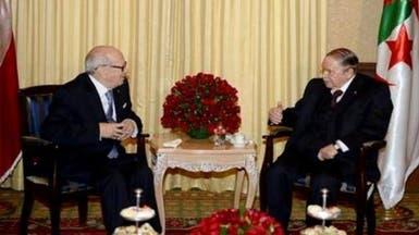 بوتفليقة: خطر الإرهاب يحدق بالجزائر وتونس