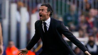 لويس إنريكي يعترف: فوز برشلونة خارج الديار بات صعباً