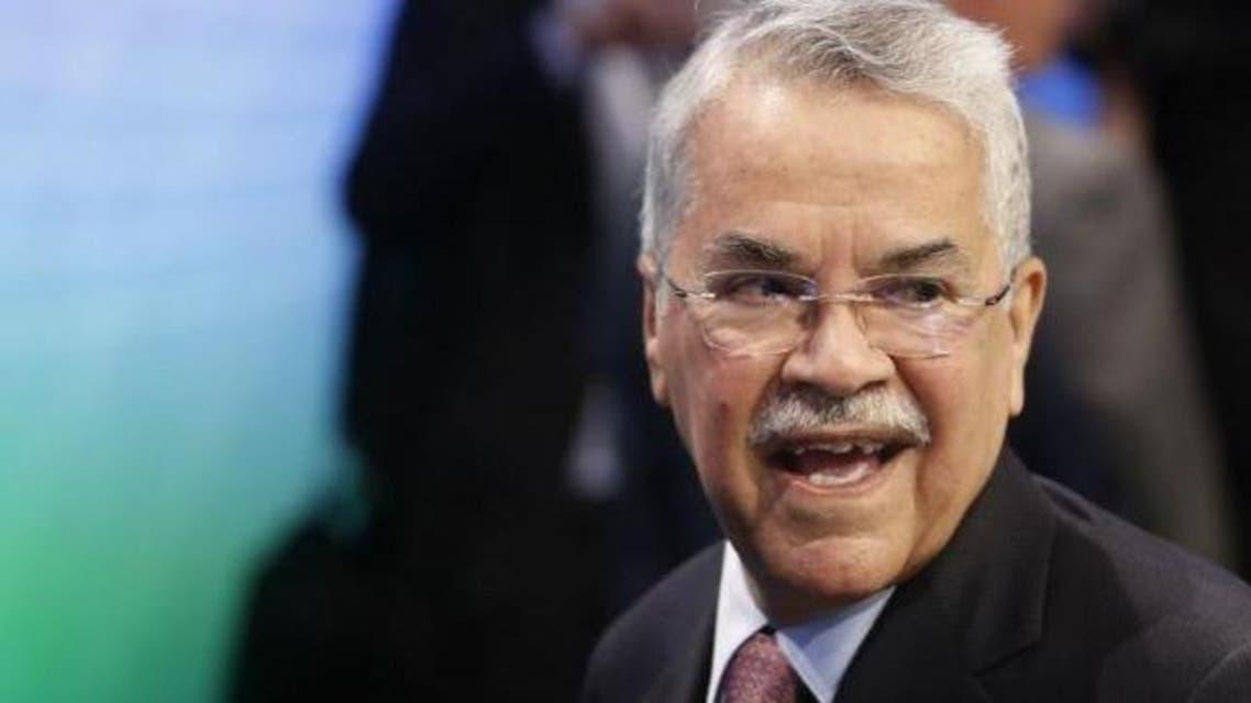 Saudi Arabian Oil Minister Ali al-Naimi. (File photo: Reuters)