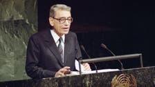 اقوام متحدہ کے پہلے افریقی سیکریٹری جنرل بطروس غالی چل بسے!