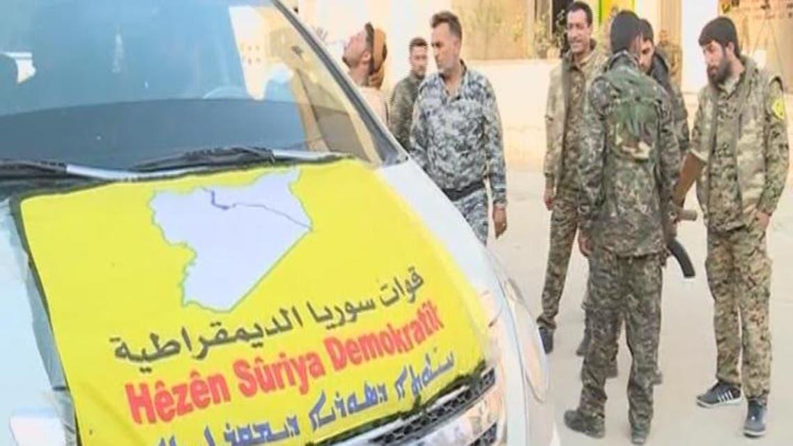 THUMBNAIL_ الوحدات الكردية تسيطر على #تل_رفعت و#إعزاز تتأهب