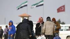 Turkey wants secure strip on Syrian side of border, including Azaz