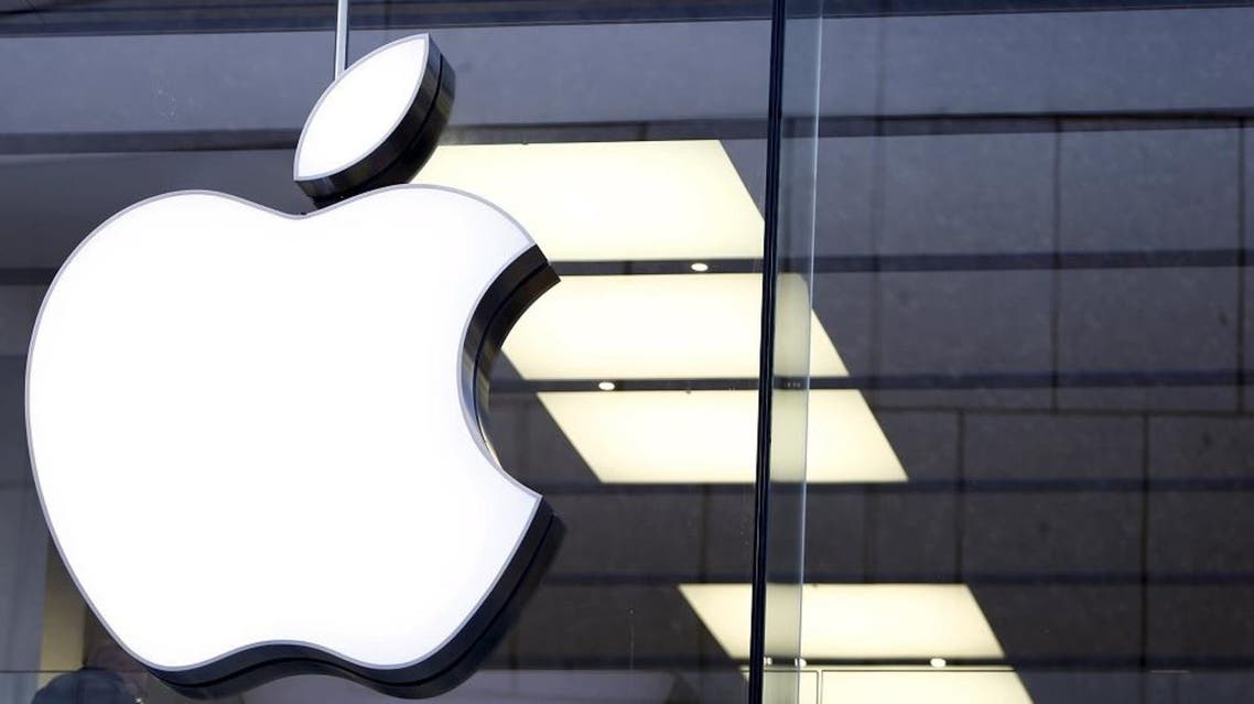 """An Apple logo is seen at the Apple store in Munich, Germany, in this January 27, 2016 file photo. Apple Inc Chief Executive Tim Cook said his company opposed a demand from a U.S. judge to help the FBI break into an iPhone recovered from one of the San Bernardino shooters. Cook said that the demand threatened the security of Apple's customers and had """"implications far beyond the legal case at hand."""" REUTERS/Michaela Rehle/Files"""