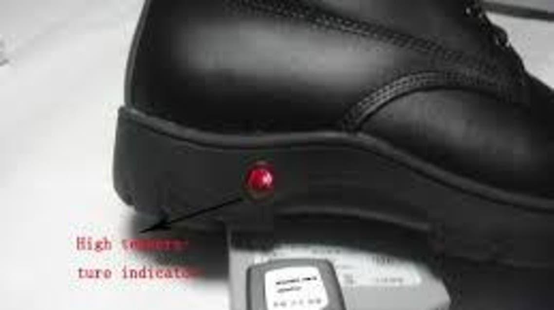 جوتے،کرنٹ