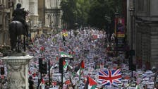 Britain bans public-sector boycotts of Israeli suppliers