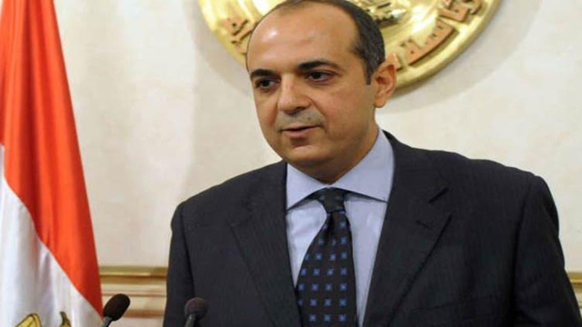 حسام القاويش المتحدث الرسمي برئاسة مجلس الوزراء المصري