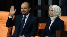 Erdogan's son probed for money laundering in Italy
