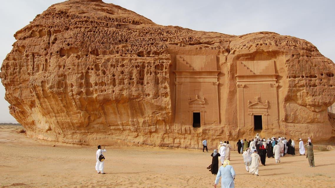 السعودية - سياحة -مواقع أثرية