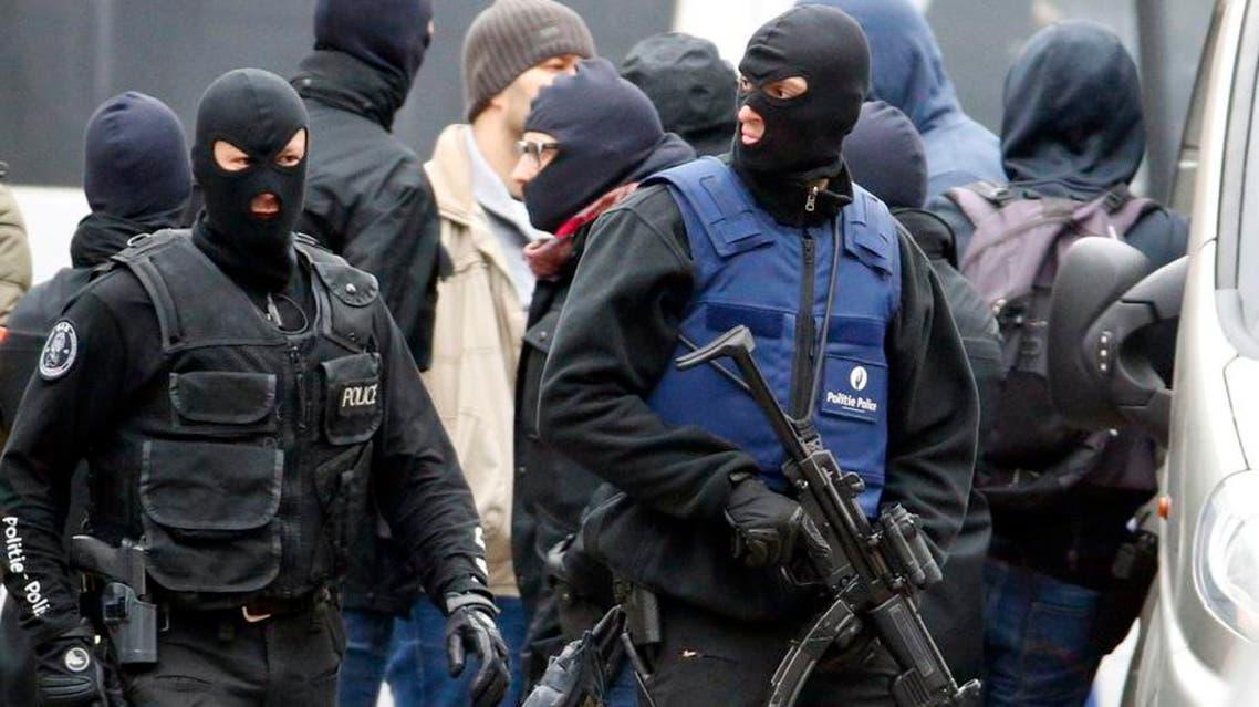 الشرطة البلجيكية 3