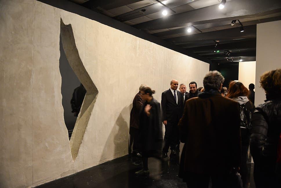 جدار خالد جرار