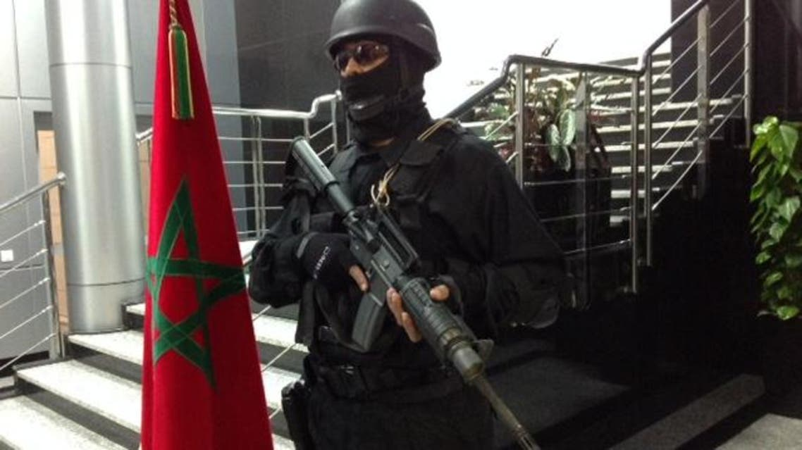 عناصر فرقة النخبة لمكتب محاربة الإرهاب، الصف الأول مغربيا في للتصدي للداعشيين