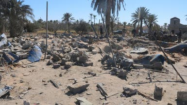 تنظيم داعش يخلي مقره الرئيسي بمدينة صبراتة الليبية