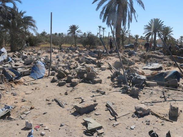 ليبيا.. 29 قتيلا بانفجار مخزن سلاح قرب طرابلس