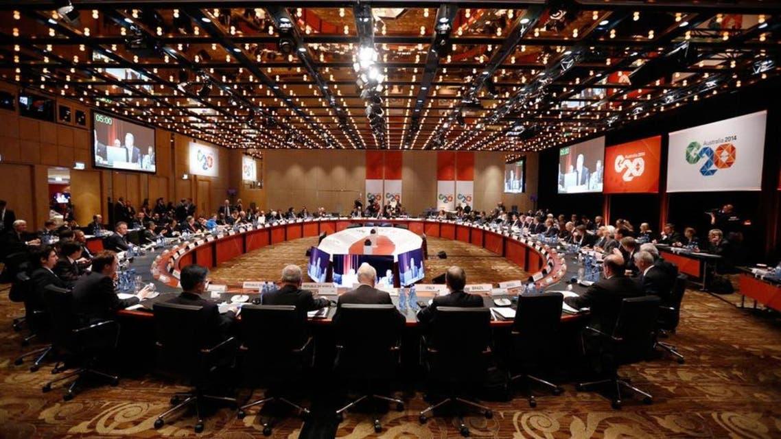 مجموعة 20 G20