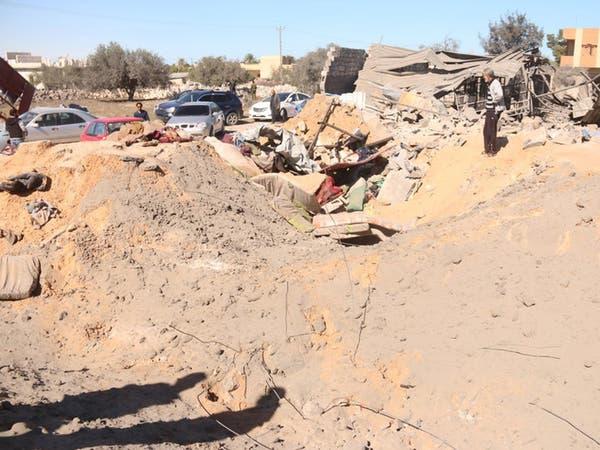 البنتاغون: السلطات الليبية على علم بغارتنا في صبراتة