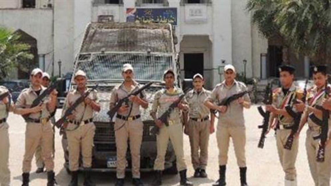 أمناء الشرطة - مصر