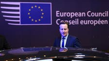 Cameron faces off with 27 EU leaders in 'battle for Britain'
