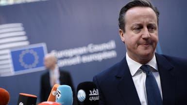 كاميرون: الوصول إلى السوق الأوروبية يتطلب حرية التنقل