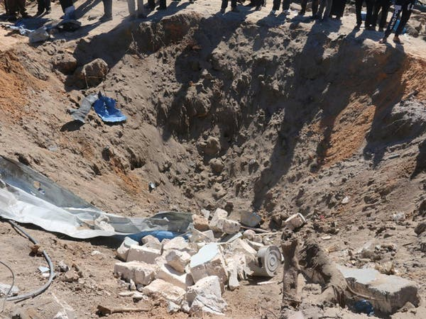 قوات الأمن الليبية تقتل 7 متطرفين بمدينة صبراتة
