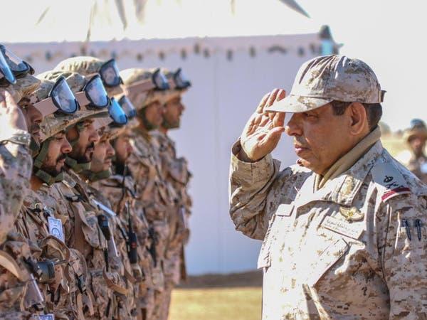 """القوات المصرية تواصل تدريب """"رعد الشمال"""" بالسعودية"""