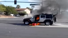 Safety advocate asks US govt to reopen Jeep fire investigation