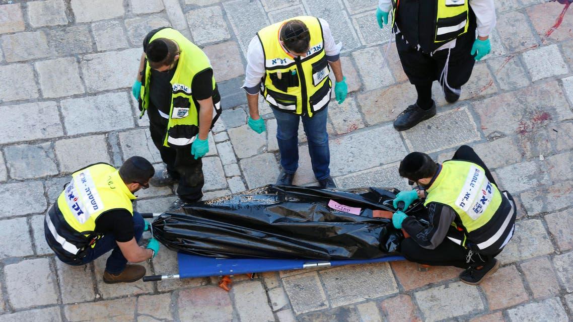 مقتل فلسطيني بعد محاولة طعن في القدس