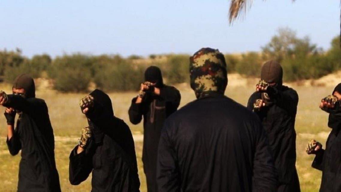 عناصر من داعش في سيناء 3
