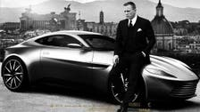 Aston Martin made for Bond 'Spectre' film sells for $3.5 million