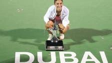 Errani wins Dubai title
