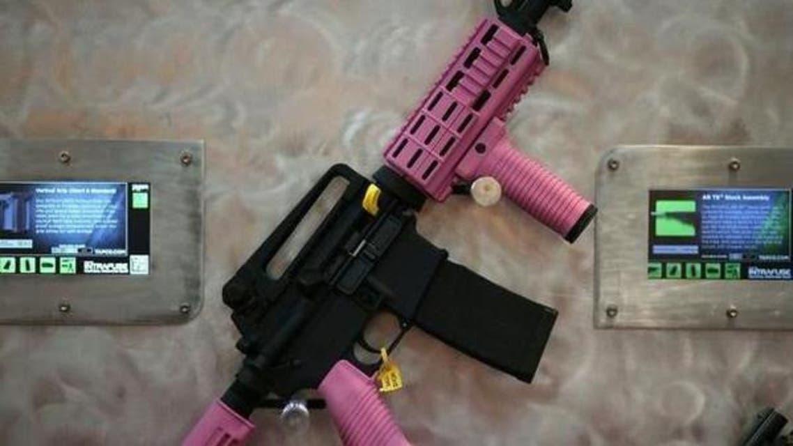 اسلحہ،امریکہ