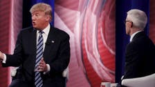 Donald Trump defends waterboarding with pig blood tale
