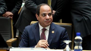 السيسي: سأظل أبني في مصر حتى موتي أو نهاية مدتي