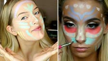 Move over contouring, there's a new make-up trend in town