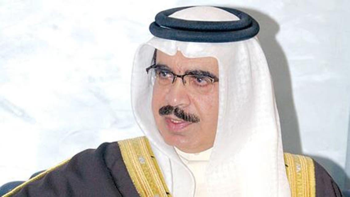وزير داخلية البحرين