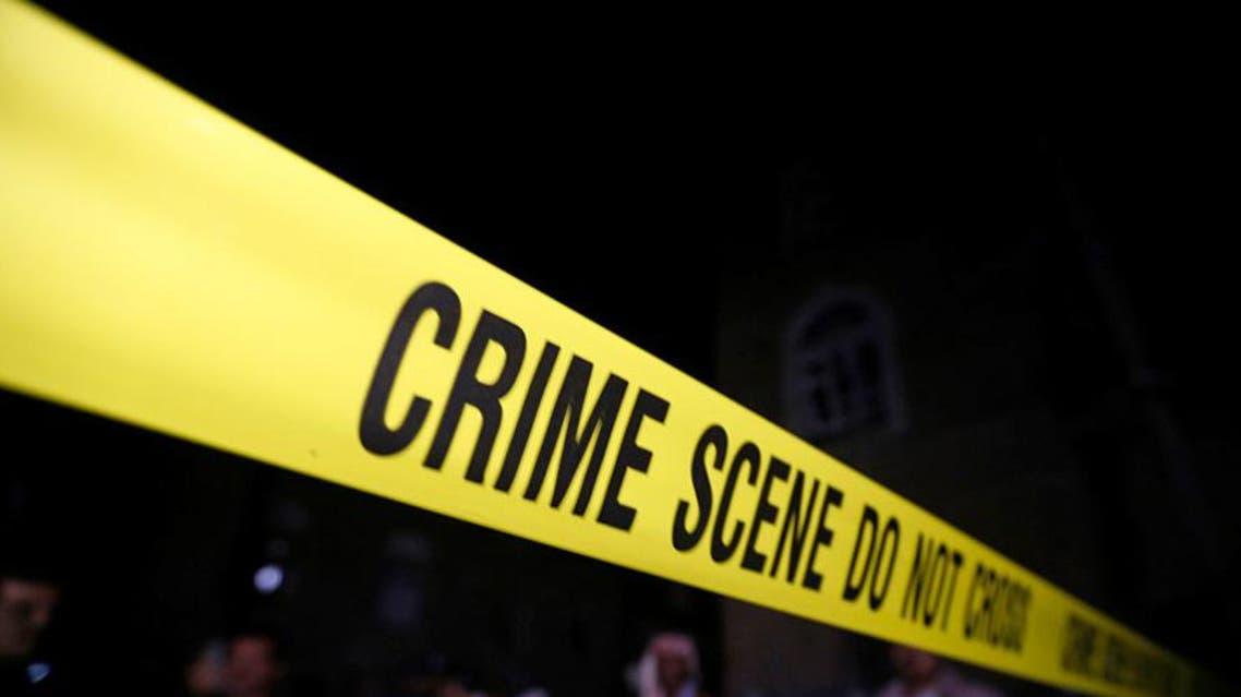 crime scene reuters