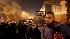 Egypt puts on trial policeman who shot driver dead in the street