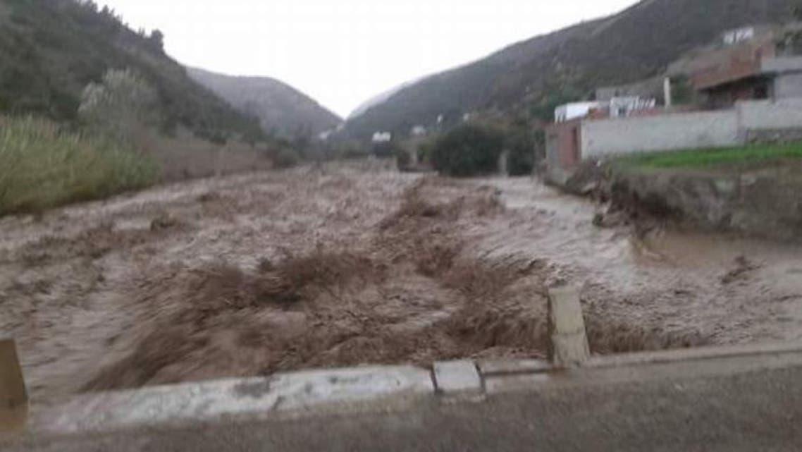 أمطار المغرب