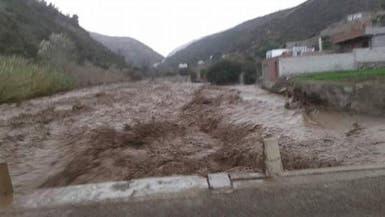 المغرب.. الأمطار تسبب اضطراباً مرورياً