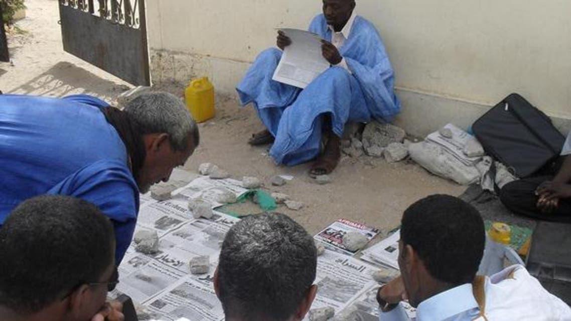 حريات صحافة موريتانيا