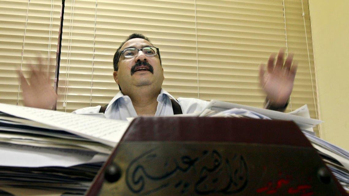 Ibrahim Eissa Egypt journalist columnist AP