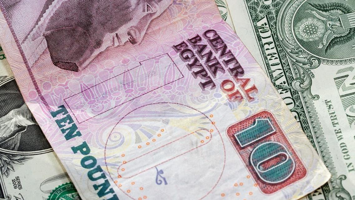egypt currency shutterstock