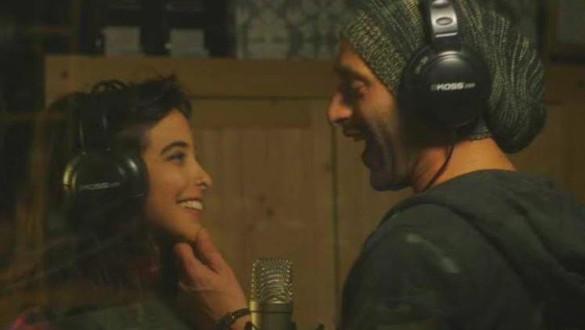 A scene from the Israeli film 'Junction 48'. (Courtesy: YouTube)