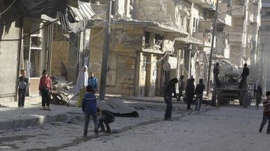 حلب.. هجوم لداعش يغلق طريق إمداد النظام لليوم الثاني