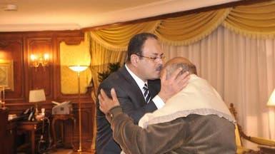 وزير داخلية مصر يستقبل والد ضحية رقيب الشرطة
