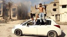 Pro-govt fighters make key gains in Libya's Benghazi