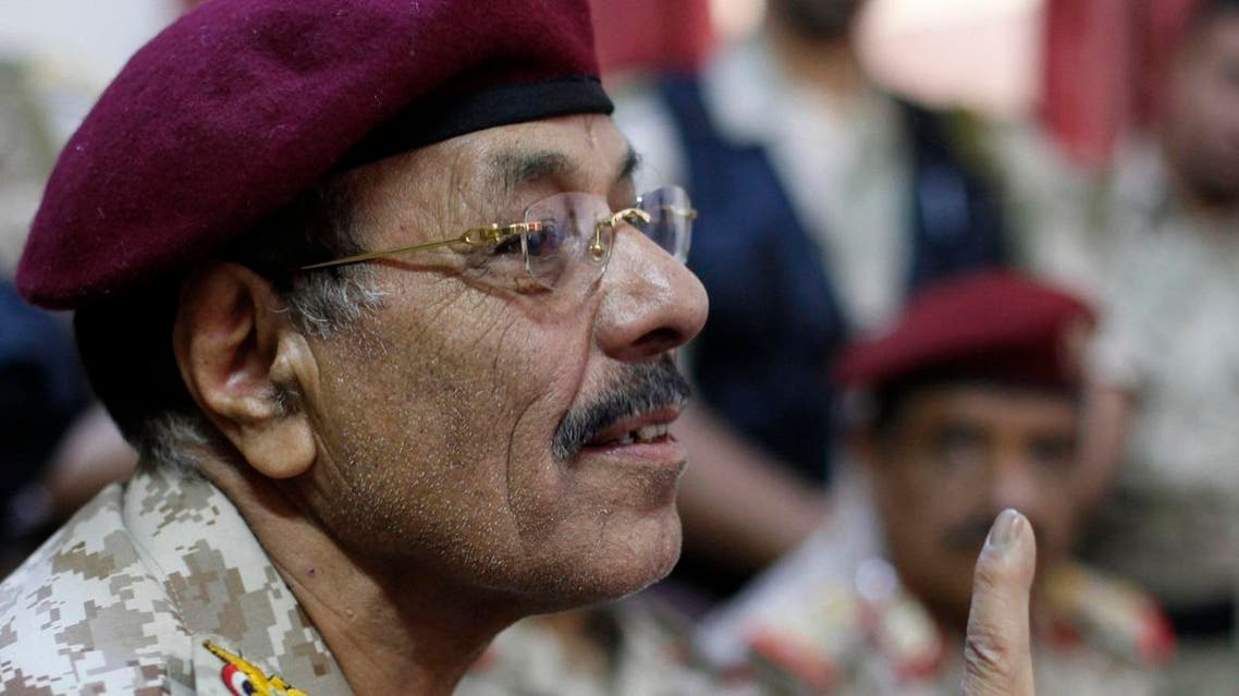 President Abdrabbu Mansour Hadi appointed Saudi-based General Ali Mohsen al-Ahmar, a northerner known for close ties to Sunni Islamists. (File photo: Reuters)