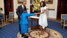 'I can die happy:' 106-year-old overjoyed after dancing with Obama