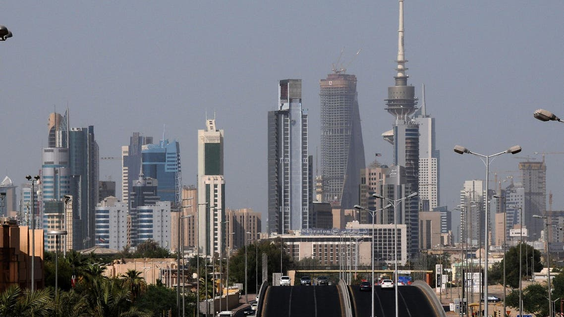 This July 19, 2009 file photo shows the Kuwait city skyline. AP